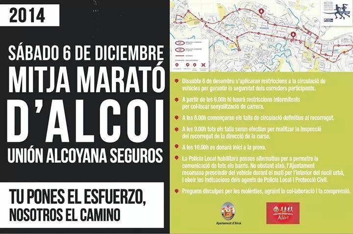 Media Maratón Alcoy