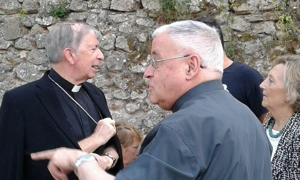 El obispo Salvador Giménez ha presidido los actos en honor a la patrona