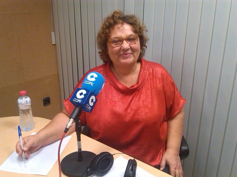 Josey Miramontes en La Mañana de Cope Alcoy