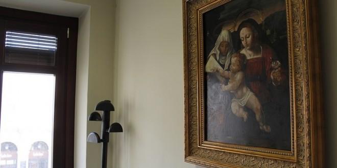 Atribuyen a Juan de Juanes un cuadro de la pinacoteca municipal de Alcoy
