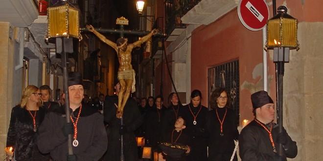 Suspendidos los actos de la Semana Santa de Cocentaina