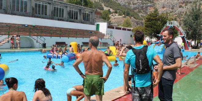 Las piscinas municipales consiguen 52.027 usuarios en 2019