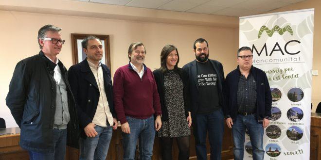 La Mancomunitat y la Asociación Serra de Mariola apuestan por fomentar el turismo