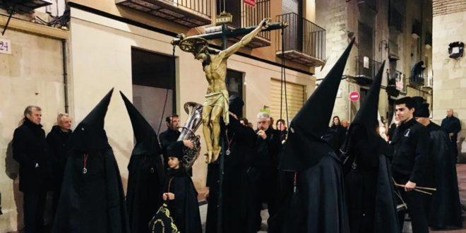 Viernes Santo de tradición y recogimiento en Cocentaina