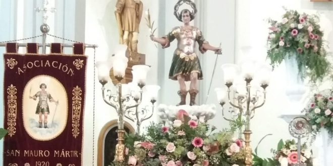 Alcoy vuelve a rendir honores a San Mauro