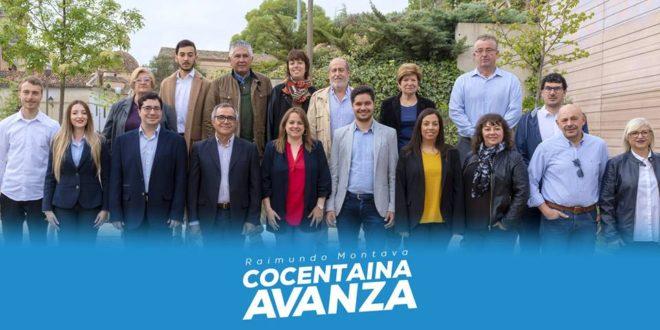 El PP de Cocentaina conjuga experiencia y juventud en su candidatura para las municipales