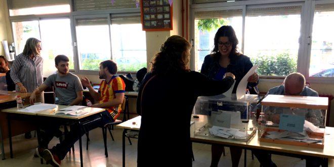 Comienza la Jornada Electoral de las Municipales y Europeas