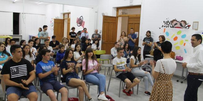 Alcoy lanza la campaña de los Presupuestos Participativos para escolares