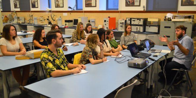 El grupo Texdencia, del Campus de Alcoy de la UPV, participará en una nueva exposición en el IVAM CADA Alcoi