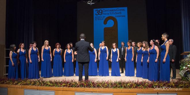 El Coro Diatessaron de Molina del Segura gana el Certamen Coral de la Fira