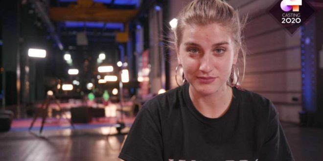 Samantha, la joven de Beniarrés que concursa en OT