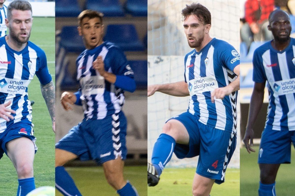 Alcoyano temporada 2020/2021