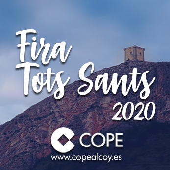 Banner Fira Cope Alcoy