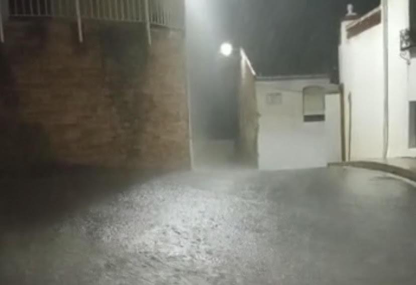 Agres lluvias